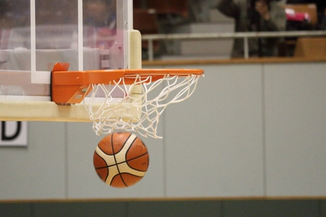バスケットゴールリング