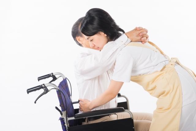 車椅子の移乗