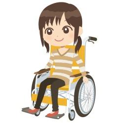 車椅子とみかみ
